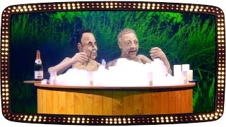 Geer & Goor in de hottub   Popster! 2015   Audities   SBS6