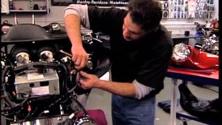 Electra Glide Ultra Classic Harley Davidson Maintenance Tip -- Fairing Removal