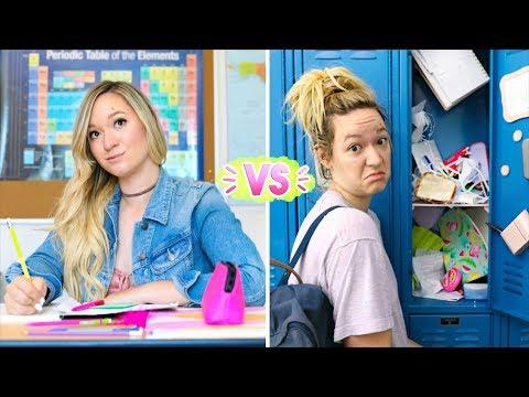 Xxx Mp4 First Day Of School Vs Last Day Of School Alisha Marie 3gp Sex