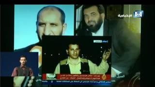 أحدى اتصالات الجماعات المقاتلة في ليبيا مع مراسل قناة الجزيرة