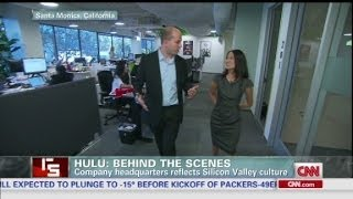 Hulu behind the scenes