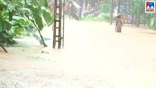 കനത്ത മഴ; വയനാട് ജില്ല ഒറ്റപ്പെട്ട അവസ്ഥയില്   rain   wayanad