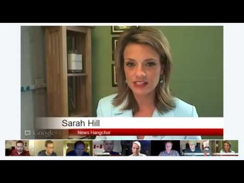 How to Host a Google Plus Hangout On Air A G 10 Summit