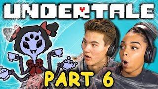 IT'S A TRAP! | UNDERTALE - Part 6 (React: Let