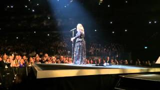 ADELE - WHEN WE WERE YOUNG (London, 4th April 2016)