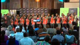 SABC Choir - Makanana (Tsonga Song Of Childhood) (Journey of the SABC Choir)