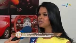 TV Fama: Miss Bumbum EUA ainda não quer posar nua