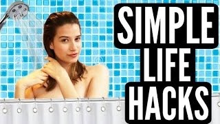 SIMPLE LIFE HACKS Everyone Should Know!!!