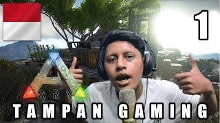 Bikin Rumah Kecil Gan ! - ARK Survival Evolved Indonesia - Part 1