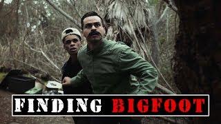 Finding Bigfoot   David Lopez