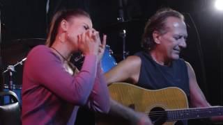Indiara Sfair & Harry Hmura - Time (Rehearsal before a show)