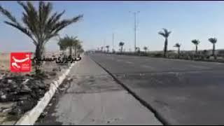 فیلمی از صحنه تصادف مهدی قائدی بازیکن استقلال