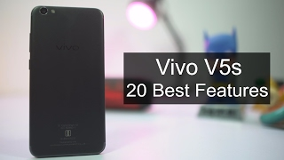 20 Best Features of Vivo V5s and Tips and Tricks