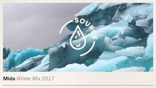 Mida - Winter Mix 2017 - HOUSE & DEEP HOUSE
