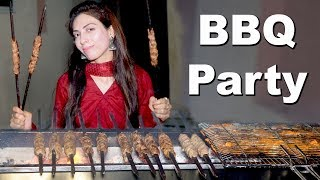 BBQ Party Vlog With Recipe - BBQ recipes by Kitchen With Amna