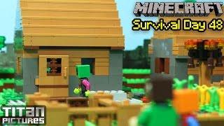 Lego Minecraft Survival 48