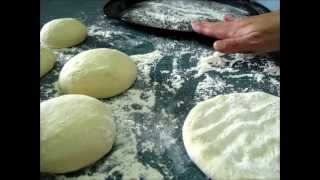 Perfect homemade PIZZA DOUGH - Learn how to make PIZZA DOUGH recipe