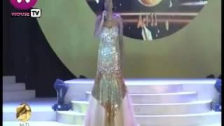 TENOR fait danser la Premiere Dame du Cameroun, Mme Chantal Biya (CANAL 2'OR)
