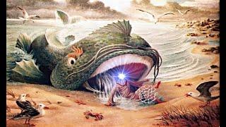 The travel in the fish, Surah Jonah (Yunus),  1 of World's Best, FHD 1-1 WORDS tracing, Mansoori