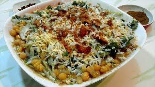 বাংলাদেশী চটপটি রান্না ও চটপটি মশলার রেসিপি - Bangladeshi Chotpoti Rannar Recipe - Chotpoti Recipe