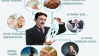 Nikola Tesla Code Secrets/3,6,9? How To Manifest Anything You Want-The Secret-Wealth/Success/Job etc