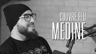 MEDINE - Freestyle COUVRE FEU sur OKLM Radio