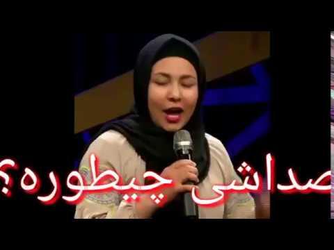 Xxx Mp4 New Hazaragi Song Be Sadiqa Madadgar Star Afghan گل دختر هزاره در ستار افغان 3gp Sex
