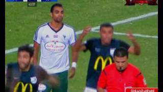 أهداف مباراة المصري 1 - 3 إنبي | الجولة 6 - الدوري المصري