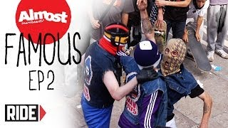 Chris Haslam, Rodney Mullen, Daewon Song and More - Almost Famous Ep. 2