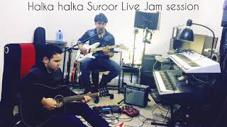 Halka Halka suroor Live - Rizwan Kayani