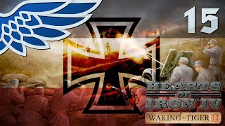 HEARTS OF IRON 4 | GERMAN IBERIA PART 15 - HOI4 WAKING THE TIGER Let