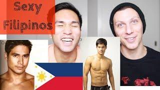 GAYS REACT TO SEXY FILIPINOS | PIOLO PASCUAL | DANIEL MATSUNAGA | DANIEL PADELLA | ENCHONG DEE