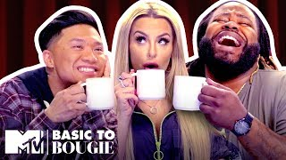 Tana Mongeau Joins For Coffee & Oysters | Basic to Bougie Season 3 | MTV