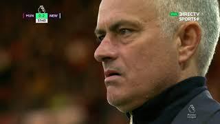 Alexis Sánchez anota ante Newcastle y salva de la guillotina a Jose Mourinho
