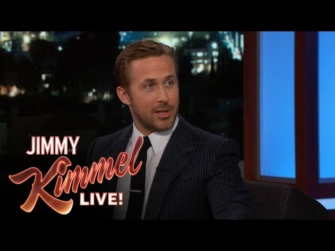 Download Ryan Gosling Reveals Awkward Oscars Moment