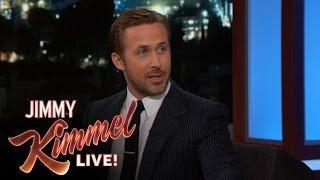 Ryan Gosling Reveals Awkward Oscars Moment