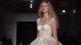 REEM ACRA SPRING 2017 BRIDAL RUNWAY SHOW
