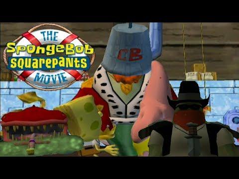 The SpongeBob SquarePants Movie All Bosses HD