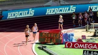 1000m Herculis 2016