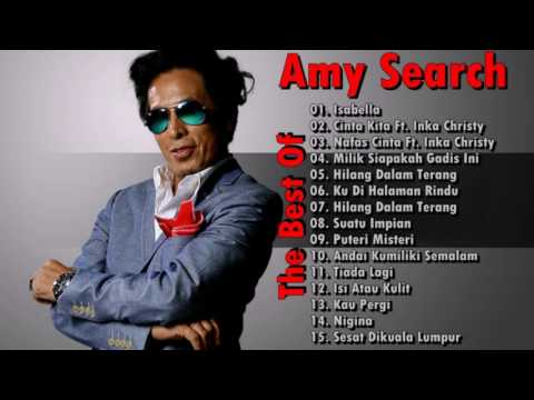 Download Amy search   Full Album    Kumpulan Lagu malaysia Terbaik free