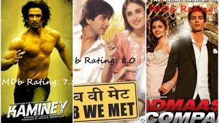 افضل 10 افلام لـ شاهيد كابور حسب موقع imdb