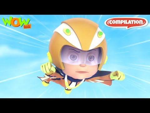 Xxx Mp4 Vir The Robot Boy 4 3D ACTION Compilation For Kids As Seen On Hungama TV 3gp Sex