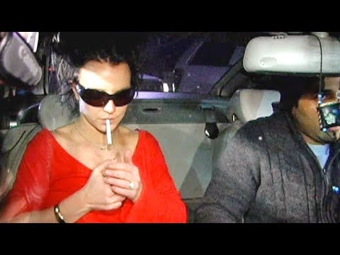 Britney Spears Smokes And Speaks With British Accent On First 'Date' With Paparazzo Adnan [2007]
