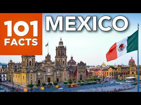 Xxx Mp4 101 Facts About Mexico 3gp Sex