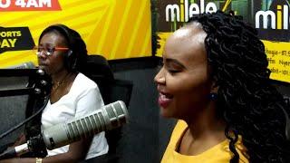 Live With The Top TV Personality Wangeci Wa Kariuki