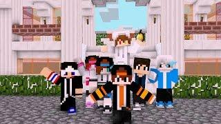 MV เพลง แค่โสด [Minecraft Animation]