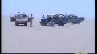 مهربون ضائعون في الصحراء الكبرى LOST IN lIBYAN DESERT