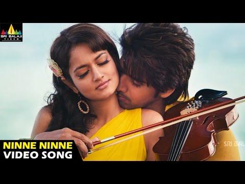 Adda Songs   Ninne Ninne Video Song   Sushanth, Shanvi   Sri Balaji Video