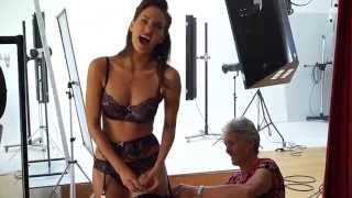 Made in England - Part 2 of Sulis Silks Winter 2014 lingerie photoshoot