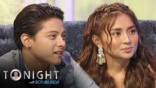 TWBA: KathNiel's newest movie and teleserye
